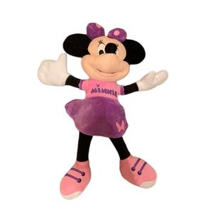 Minnie Mouse plush - about 22 1/2""